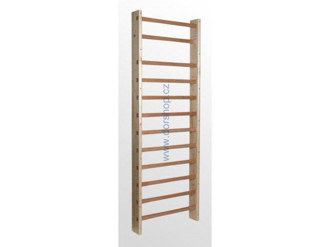 Žebřiny pokojové DOR-SPORT 215x70 cm, 13 příček, multiplex+kotvení