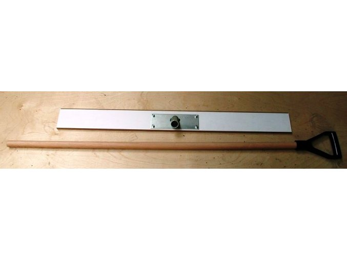 Hrablo dřevěné s ocelovým nožem DOR-SPORT
