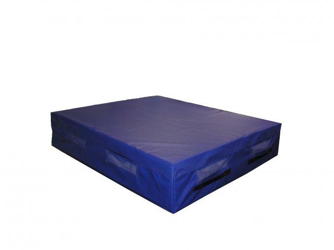 Doskočiště pro skok vysoký DOR-SPORT A10101 170x200x40 cm venkovní