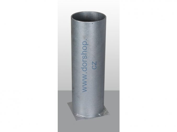 Pouzdro DOR-SPORT pro vložení sloupků - pr. 63 mm