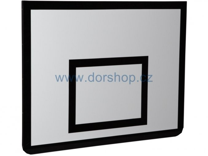 DOR-SPORT Basketbalová deska HOBBY 900x600 mm venkovní, ocelový rámek