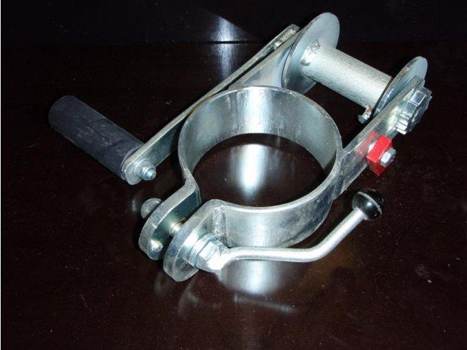 Objímka na volejbal DOR-SPORT s kolovrátkem, venkovní, 106 mm