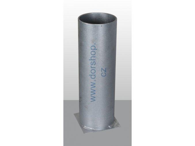 Pouzdro DOR-SPORT pro vložení sloupků - pr. 106 mm