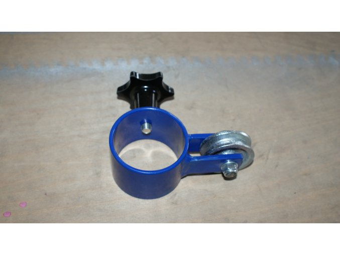 Objímka na volejbal DOR-SPORT s kolečkem  - vnitřní, 63 mm