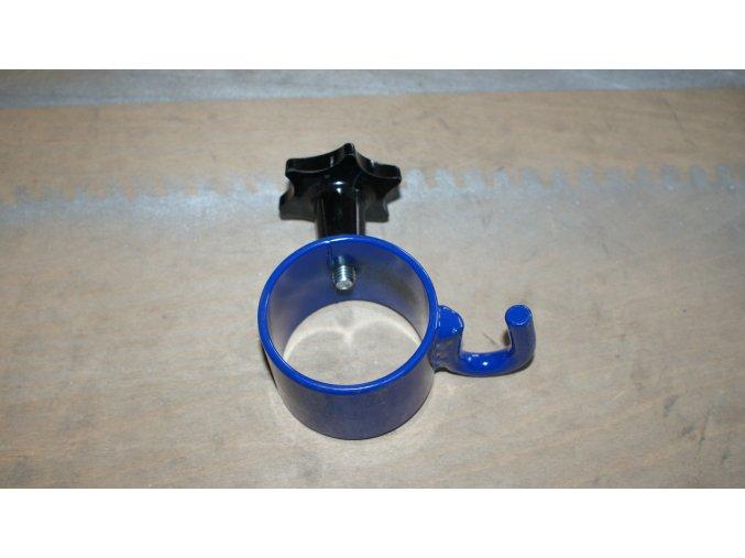 Objímka na volejbal DOR-SPORT s háčkem - vnitřní, 63 mm