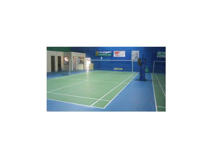 Mobilní badmintonový dvorec PRO COURT