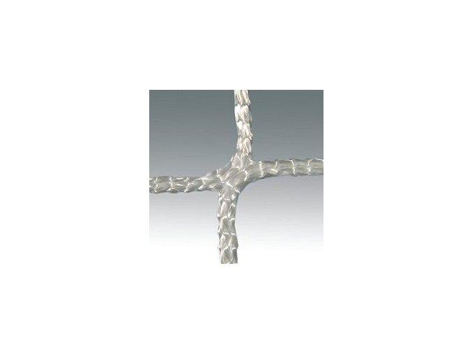Záclonka házená STANDARD, 3 mm, bílá, PP