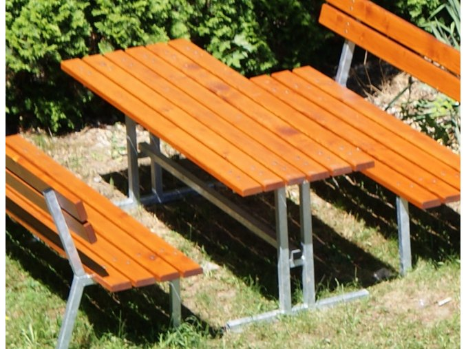 Zahradní stůl DOR-SPORT