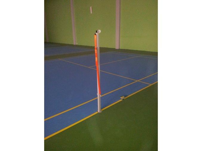 Badmintonové sloupky do pouzder DOR-SPORT