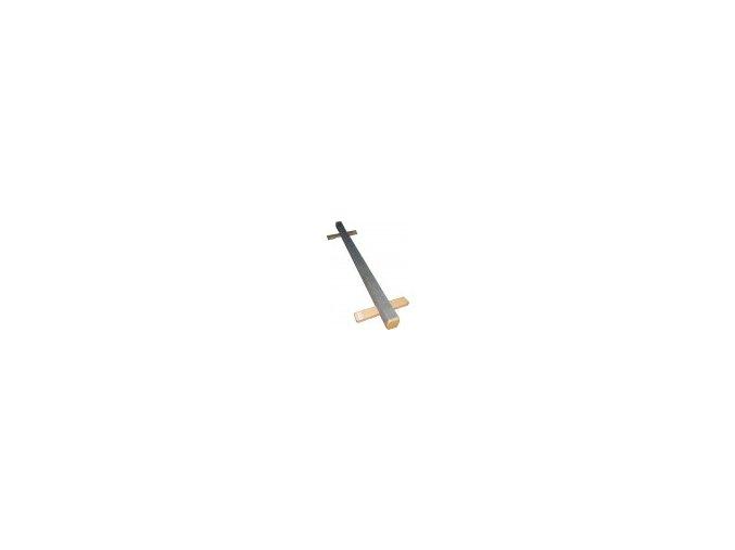 Kladina DOR-SPORT nízká cvičná, čalouněná, 5 m, výška 20 cm