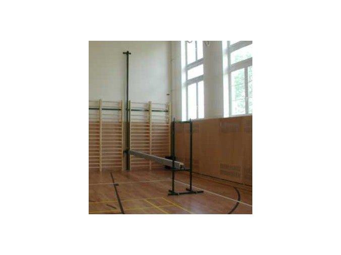 Kladina sloupová DOR-SPORT na stěnu, 5 m