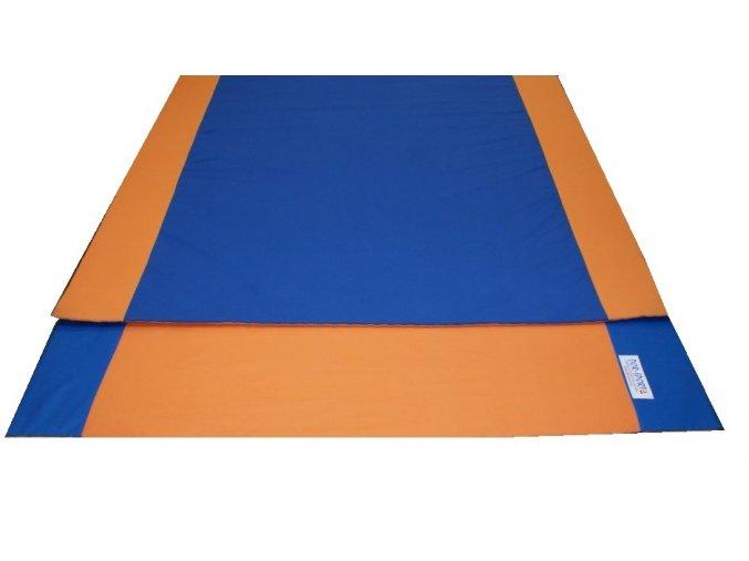 Gymnastický koberec DOR-SPORT 1,8x8 m