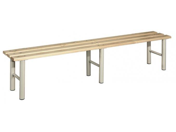 Šatní lavice délka 200 cm