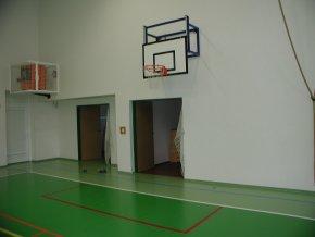Mechanismus pro plynulou regulaci výšky basketbalové desky DOR-SPORT pro desky 1200x900 mm