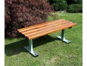 Parková lavice DOR-SPORT bez opěrky 1,2 m
