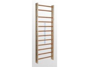 Žebřiny pokojové DOR-SPORT 215x80 cm, 13 příček, multiplex+kotvení