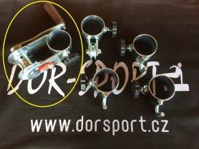 Objímka na volejbal DOR-SPORT s kolovrátkem - venkovní, 63 mm