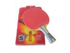 Pálka na stolní tenis DHS S302