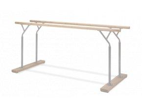 1403408 Hoge oefenherenbrug 105 cm hoog liggers 250 cm 6c1c4f2e