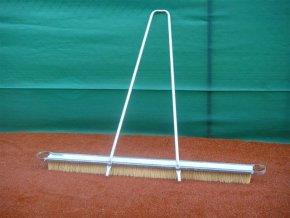 Koště na úpravu tenisových dvorců LUX