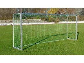 Juniorská fotbalová ocelová branka DOR-SPORT o rozměrech 5 x 2 m