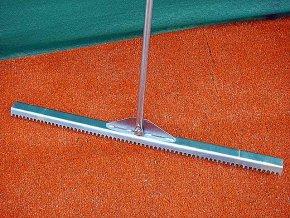Hrablo kovové na úpravu tenisových dvorců DOR-SPORT