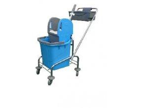 Úklidový vozík SINGLE 1 x 25 l