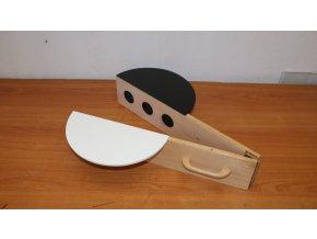 Startovací klapka DOR-SPORT O1005 dřevěná