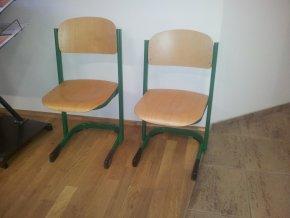 Školní židle - VÝPRODEJ SUPER CENA!