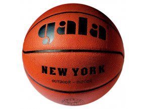 Míč basket NEW YORK 6021S vel. 6