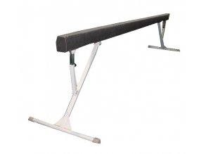 Kladina DOR-SPORT, čalouněná, 5 m, s nastavitelnou výškou 90-110 cm