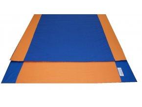 Gymnastický koberec DOR-SPORT, 1,8x10 m