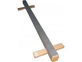 Kladina DOR-SPORT dětská cvičná nízká, čalouněná, 2,5 m, výška 20 cm