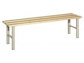 Šatní lavice délka 150 cm