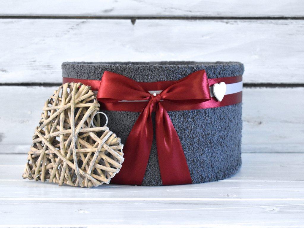 Vánoční ručníkový dort I.