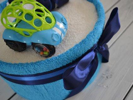 Plenkový dort k prvním narozeninám