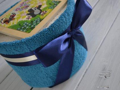 Plenkový dort k prvním narozeninám - malý