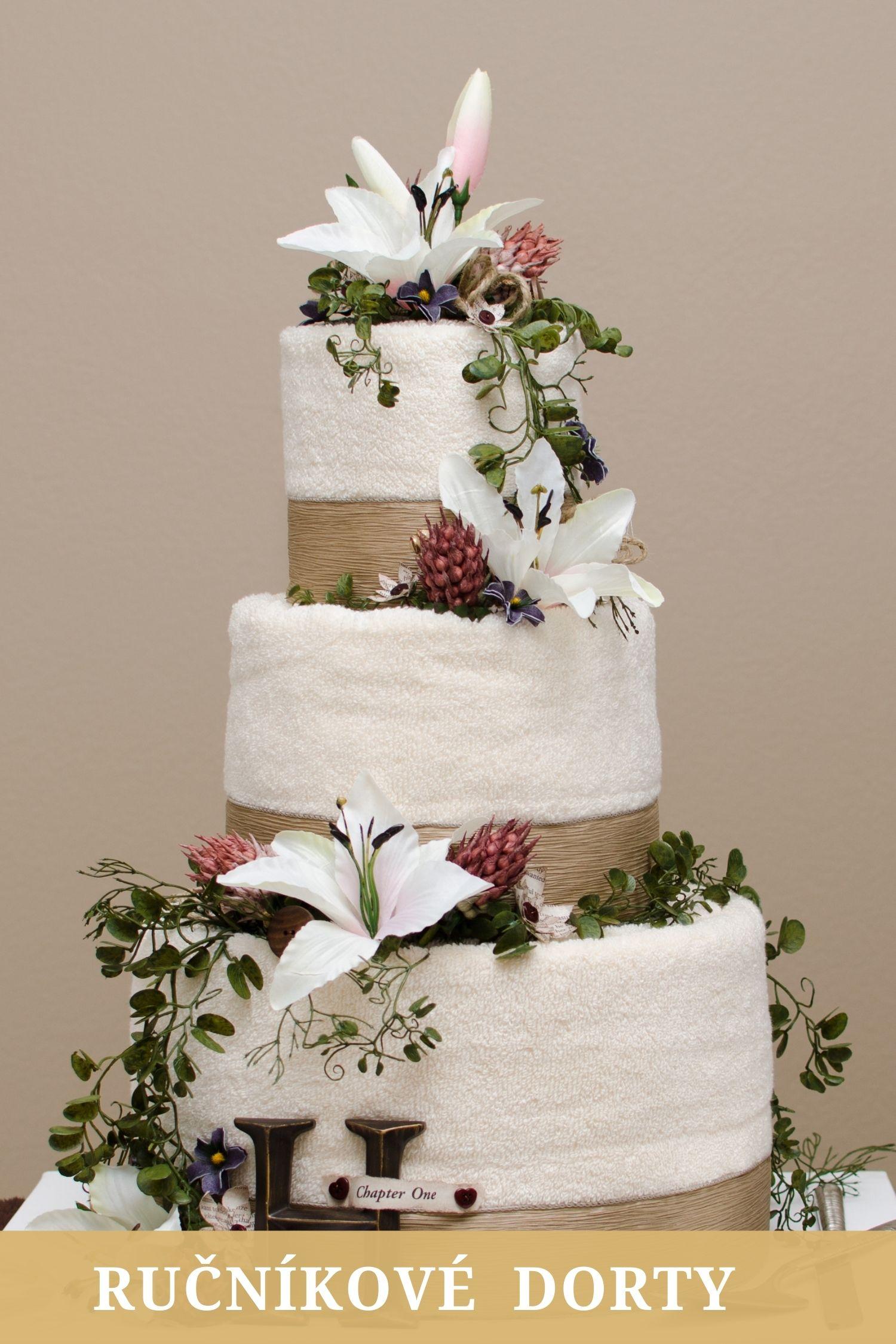 Ručníkové dorty