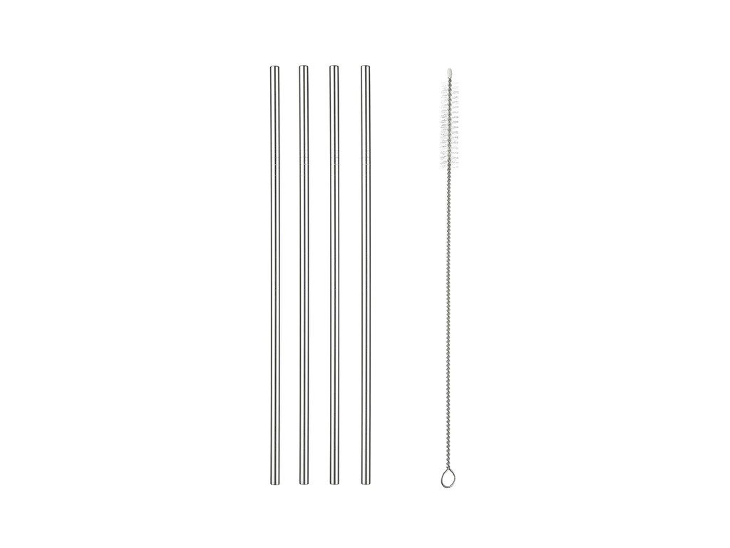 304 Stainless Steel Straw Reusable Metal Drinking Straws(1) (1)
