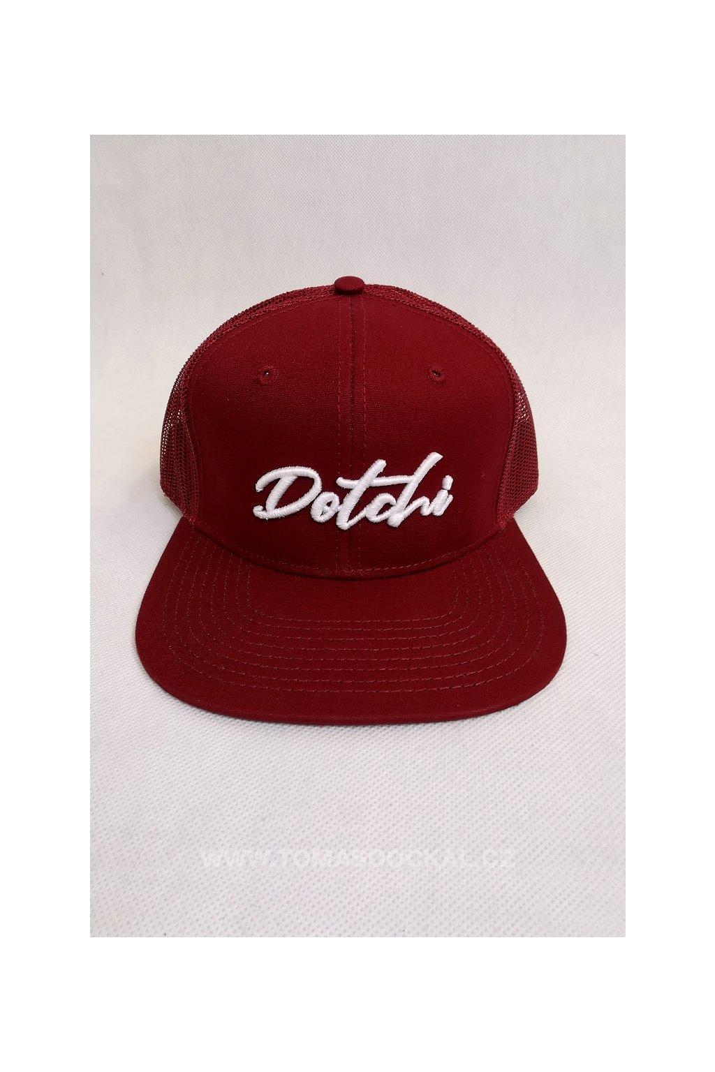Kšiltovka Cap III DOTCHI / bordó