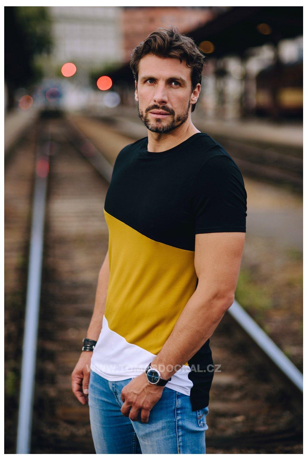 Tričko Tricolora No.2