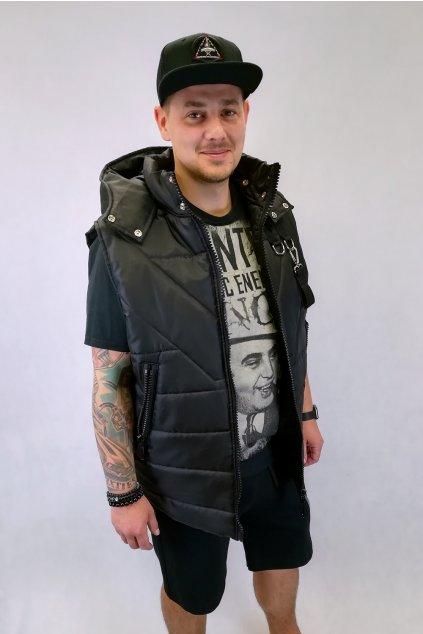 Šusťáková prošívaná vesta Force