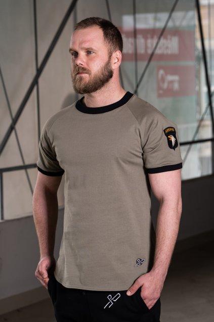 Tričko Military IV / velikost XL