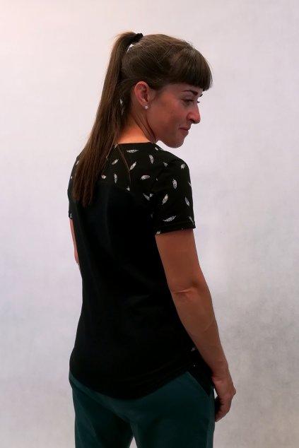 Tričko Peříčka / velikost S