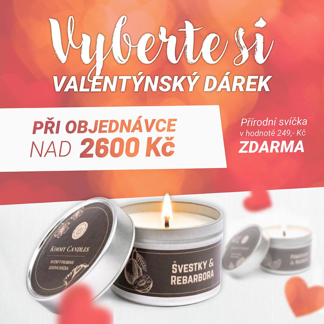 Valentýnská radost