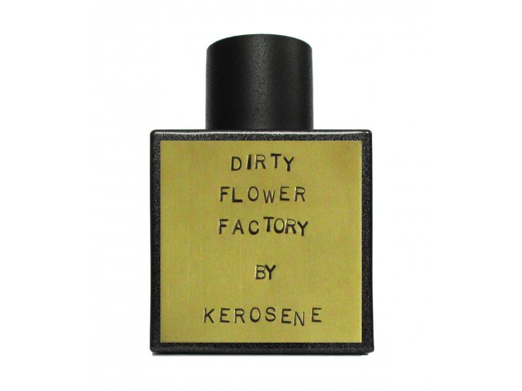 WB Kerosene Dirty Flower Factory Bottle