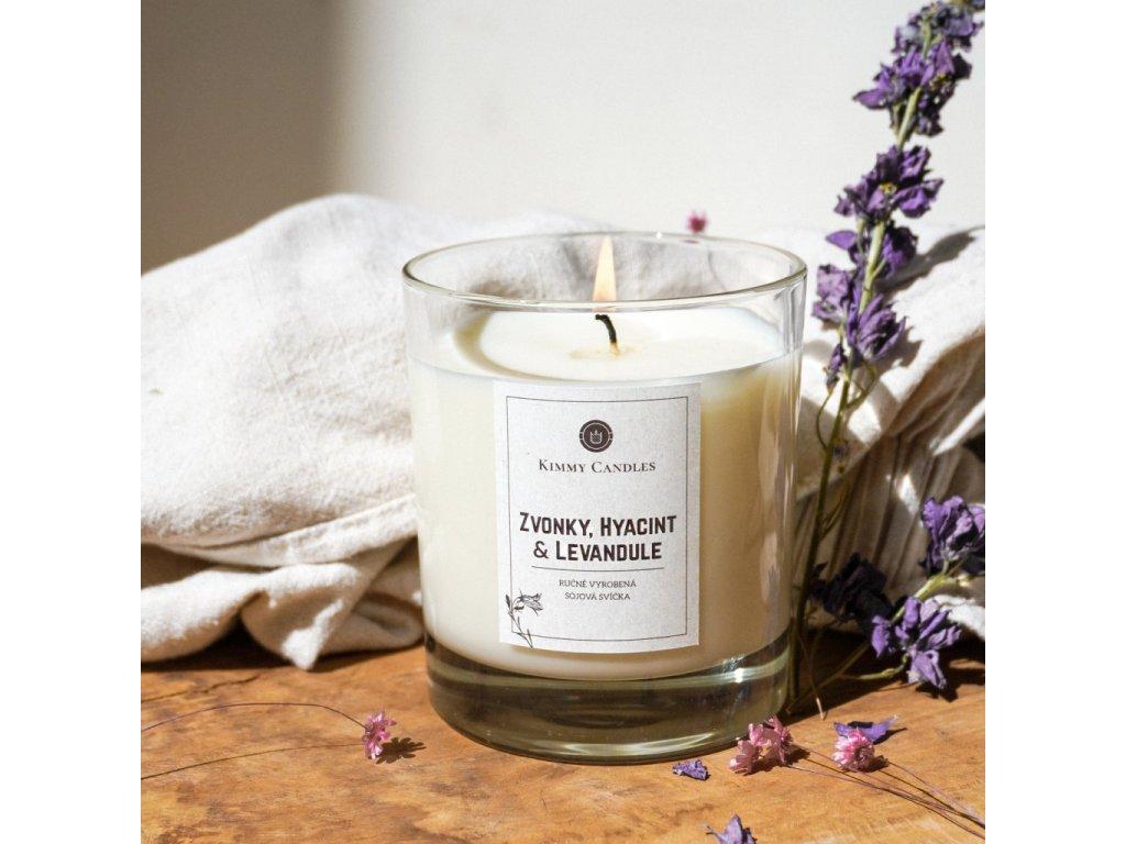762 sojova svicka zvonky hyacint a levandule kimmy candles