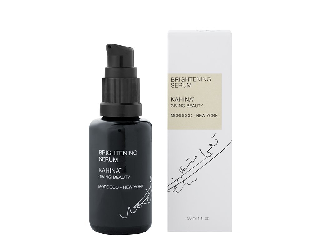 kahina brightening serum 30ml kg015