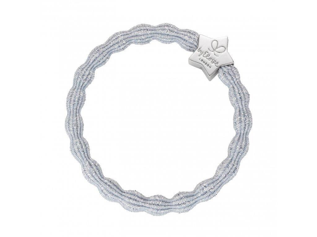 Metallic Silver Star Silver HR