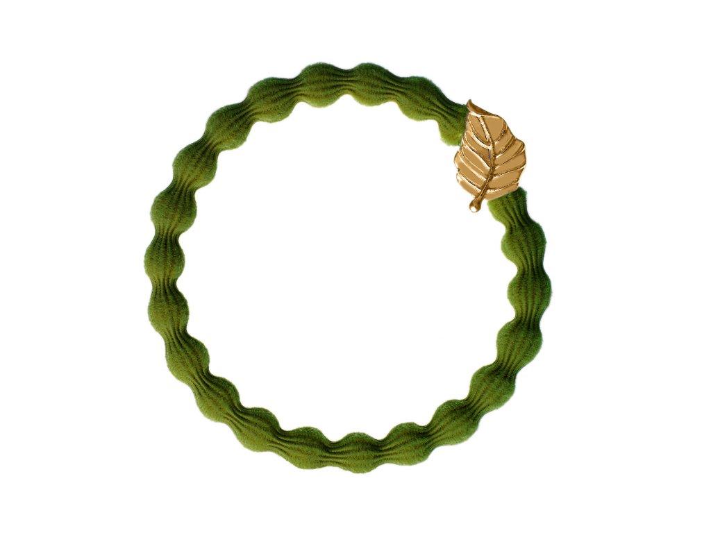 Leaf Gold Olive HR